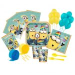 DESPICABLE ME 2 Delux Party Pack