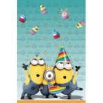 DESPICABLE ME 2 TABLECOVER