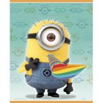 DESPICABLE ME 2 TREAT BAGS