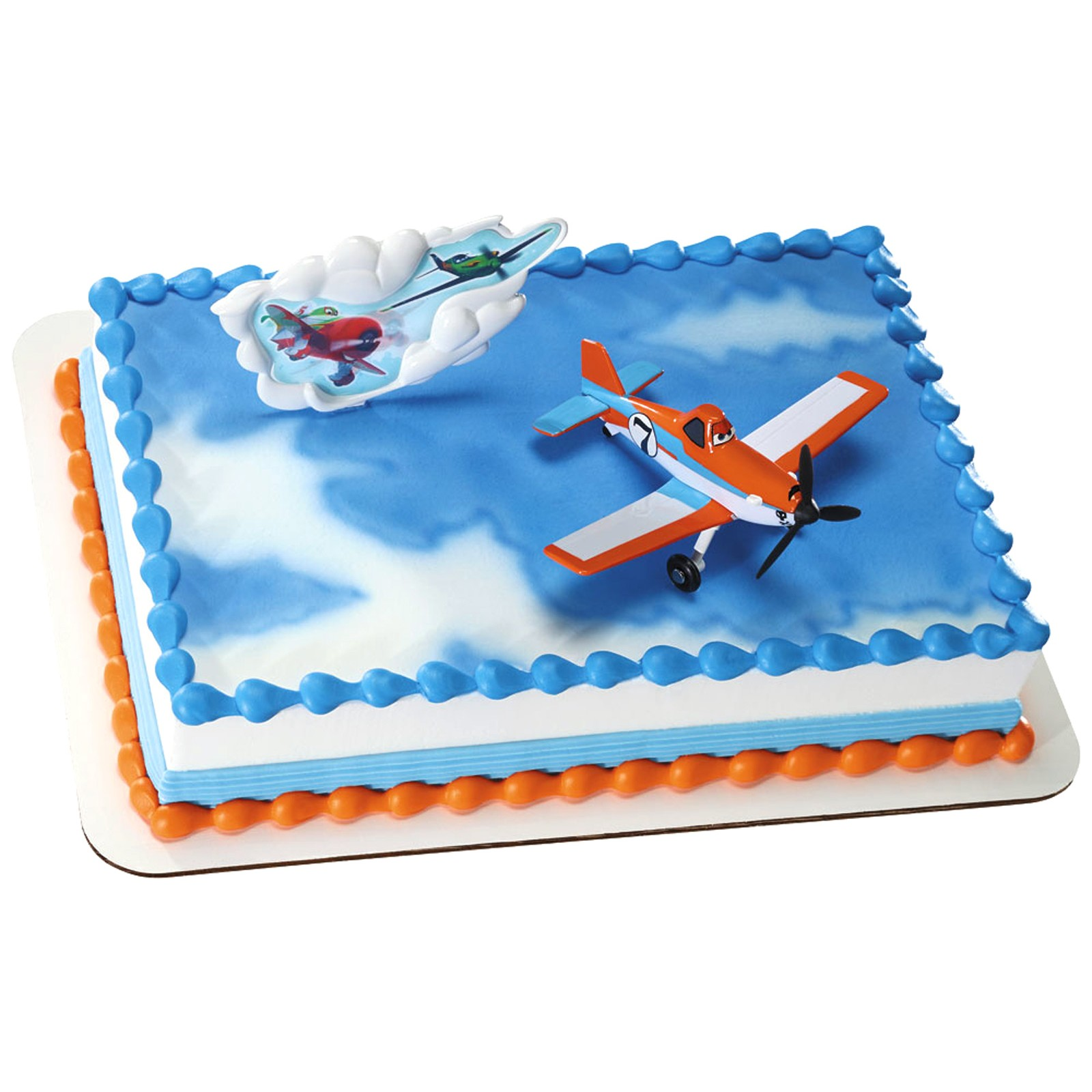 Disney Planes Cake Topper This Party Started