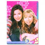 ICARLY TABLECOVER