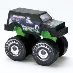 Monster Jam 3D pinata