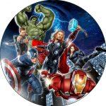 Avengers CAKE IMAGE-2