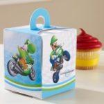 MARIO KART Wii CUPCAKE BOXES