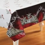 WWE PLASTIC TABLECOVER