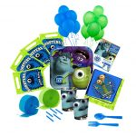 MONSTERS UNIVERSITY Deluxe PARTY PACK