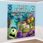 MONSTERS UNIVERSITY SCENE SETTER DECORATIONS