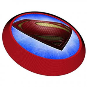 SUPERMAN FLYING DISCS