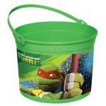 TEENAGE MUTANT TURTLES FAVOR CONTAINER
