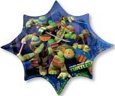 Teenage Mutant Ninja Turtles Jumbo Balloon