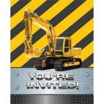 CONSTRUCTION ZONE INVITATION