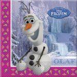 Olaf Disney Frozen Napkins