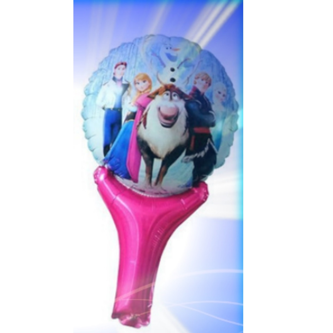 Disney Frozen Inflatable 30cm Punch Ball