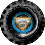 Monster Jam 3D Activity Placemat
