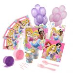 DISNEYS FANCIFUL PRINCESS Deluxe PARTY PACK