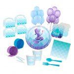 Mermaids Under the Sea Deluxe Party Pack