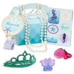 Mermaids Under the Sea Party Favor Box