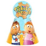 Tickety Toc Cone Hats