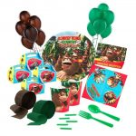 Donkey Kong Deluxe Party Pack