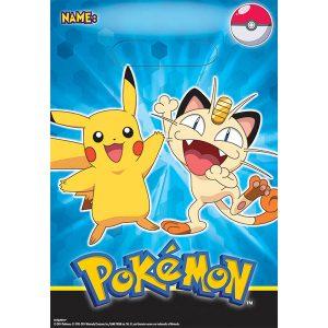 Pokemon & Friends TREAT SACK