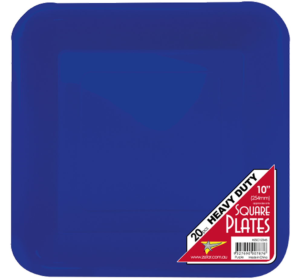 BLUE DINNER PLASTIC SQUARE PLATES  sc 1 st  This Party Started & BLUE DINNER PLASTIC SQUARE PLATES | This Party Started