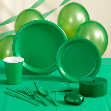 EMERALD GREEN Party Supplies
