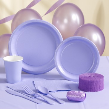 LAVENDER Party Supplies