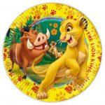 Lion King Cake Icing Image