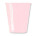 PASTEL PINK PLASTIC CUPS