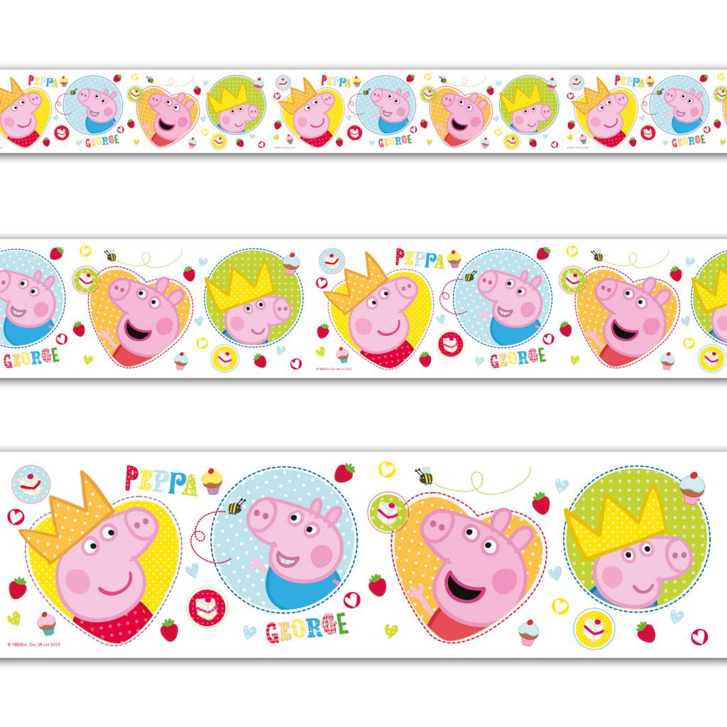 Home Decorating Ideas For Birthday Party Peppa Pig Foil Banner This Party Started