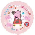 Peppa Pig Time to Play Foil Balloon