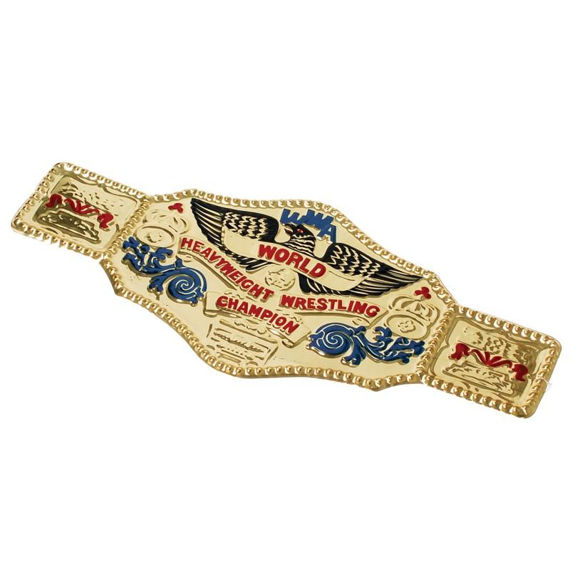WWE World Wrestling Champ Belt