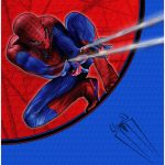 AMAZING SPIDER-MAN LUNCH NAPKINS