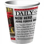 SPIDERMAN HERO DREAM PARTY CUPS
