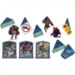Spiderman Hero Dream Party Room Transformation Kit