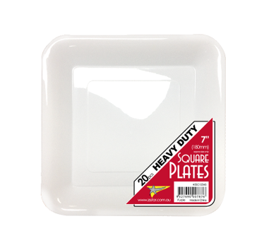 WHITE SQUARE DESSERT PLATES  sc 1 st  This Party Started & WHITE SQUARE DESSERT PLATES | This Party Started