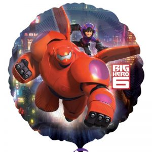 Big Hero 6 Foil Ballloon