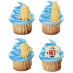 Despicable Me Minion Party Rings