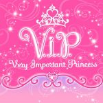 Disney Very Important Princess Dream Party Beverage Napkins