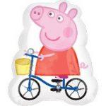 Peppa Pig Mylar Balloon 26in