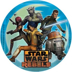 Star Wars Rebels Cake Image