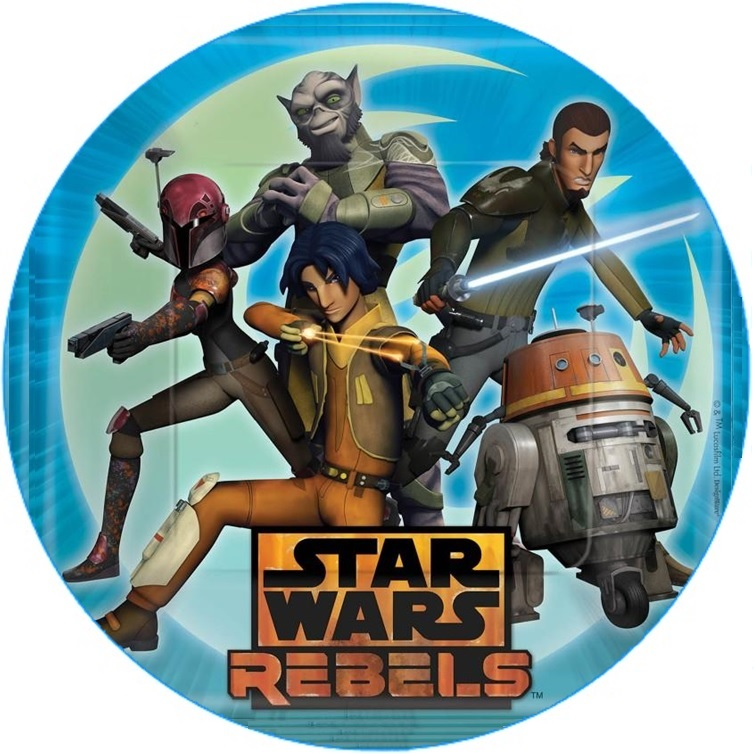 Star Wars Rebels Cake Images : Star Wars Rebels Cake Image This Party Started