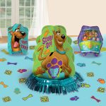 SCOOBY-DOO TABLE DECORATING KIT