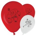 Big Hero 6 Party Balloons