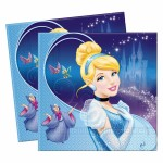CINDERELLA PARTY LUNCH NAPKINS