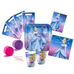 CINDERELLA SPARKLE Basic Party Pack