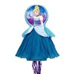 Cinderella 3D Pull-String Pinata
