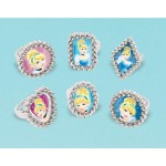 Cinderella Jewel Party Rings