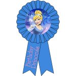 Cinderella Sparkle Award Ribbon