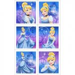 Cinderella Sparkle Stickers